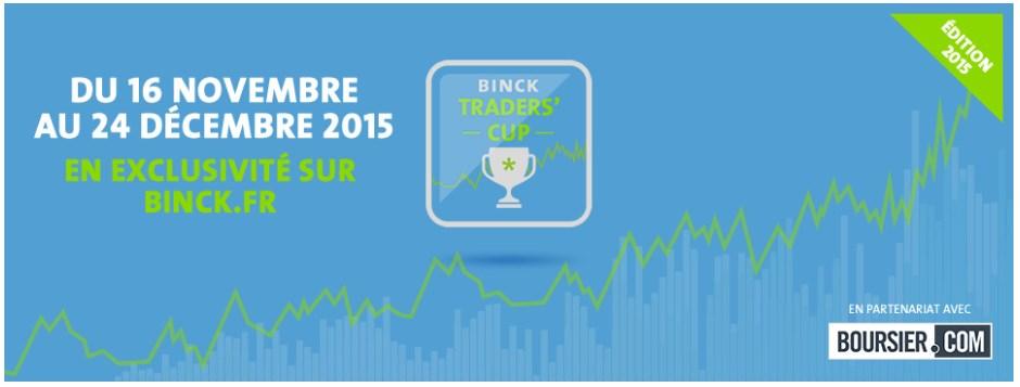 binck traders' cup