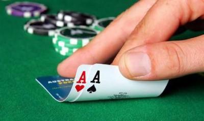 Joueurs de poker et trader professionnel