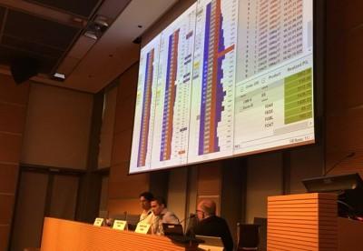 Conference et debat trading carnet d'ordres