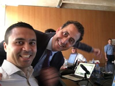Tarek Elmarhri Ioannis Trader Grece Krechendo Trading