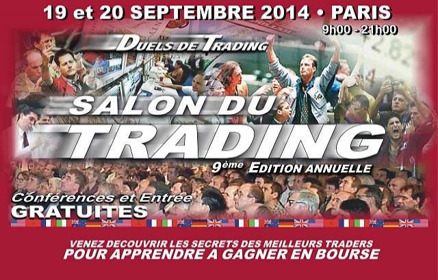 Salon du trading logo