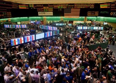Trading criée à Chicago