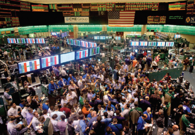 Trading carnet d'ordresBourse Chicago
